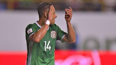 """'Chicharito' y su gol 49 con el Tri: Lo más importante fue que el equipo ganó y pude colaborar"""""""