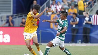 Cómo ver Santos Laguna vs Tigres en vivo, por la Liga MX