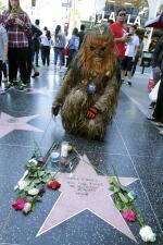 Distinto el adiós a Debbie Reynolds y Carrie Fisher
