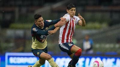 Cómo ver Guadalajara vs. América, por la Liga MX