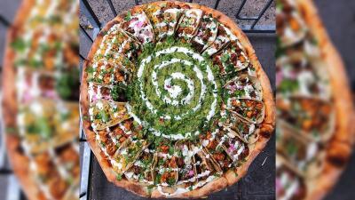 La 'taco-pizza' y otras raras combinaciones que ni te imaginas existen