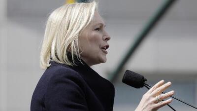 Kirsten Gillibrand lanza oficialmente su campaña por la nominación demócrata a la Casa Blanca