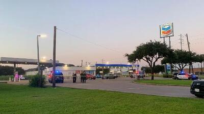 Le disparan a un hombre tras un incidente de tráfico en el suroeste de Houston