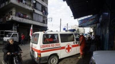 Fracasa la evacuación de los heridos de Homs