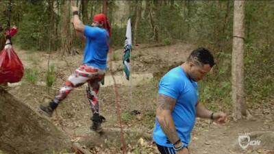 Guerrero Latino: los concursantes tendrán que demostrar su fuerza en la prueba de Poleas
