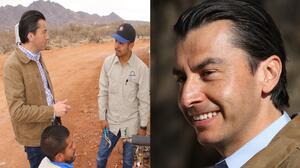 Conoce al hispano que quiere ser gobernador de Arizona