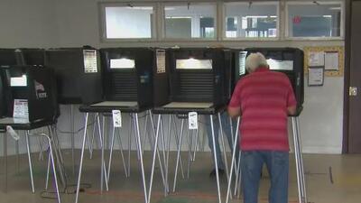 Se registra baja afluencia de votantes en el día de elecciones de Sweetwater