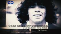 Diego Maradona y el dolor inmenso que ha dejado su muerte
