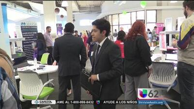 Más de 100 empresas participan en la Feria del Empleo en Austin