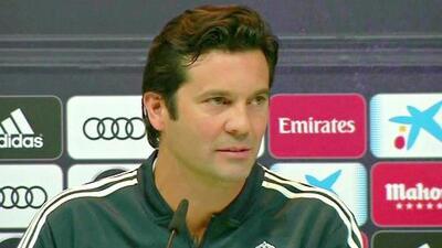 """Solari se hizo sentir: """"La idea es ir a Melilla y jugar con dos cojones"""""""