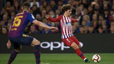 El vestuario del Barcelona no estaría del todo de acuerdo con la posible llegada de Griezmann