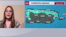 Miércoles con alto riesgo de corrientes marinas en las playas del norte
