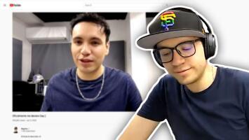 Raymix revela lo nervioso que estaba y lo difícil que fue publicar el video declarándose gay