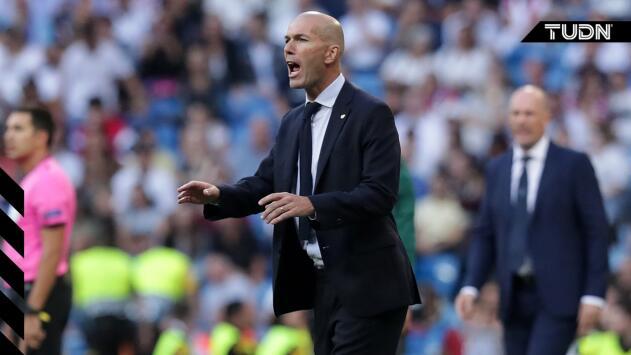 """Zidane tras el empate ante el Brugge: """"Me quedo con lo positivo, con el punto y la reacción"""""""