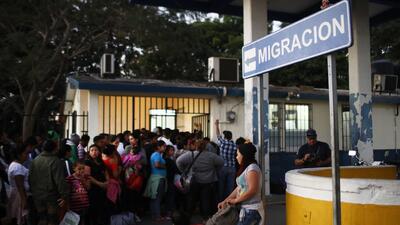 Se prevé la llegada de una caravana de inmigrantes a Eagle Pass