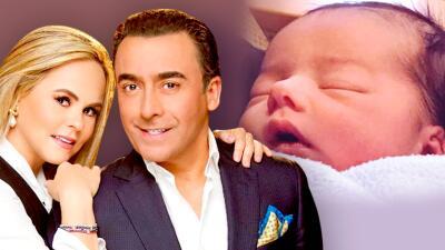 El bebé de Adal Ramones ya superó a su papá: conquista las redes sociales y enamora a los fans del presentador