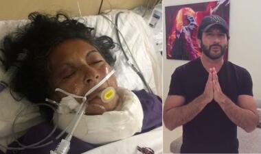 La hermana de Bobby Larios sigue en coma