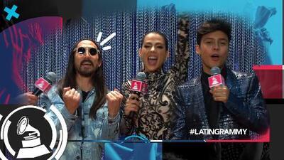 Steve Aoki intentó hablar español mientras revelaba nueva canción con Daddy Yankee