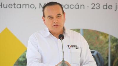 Muere un secretario de seguridad Pública de México al estrellarse el helicóptero en el que viajaba