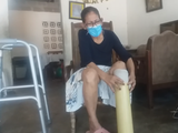Ayuda de Impacto: Mujer a la que le amputaron una pierna necesita una prótesis