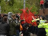 Se pospone Manchester United vs. Liverpool después de protestas de aficionados