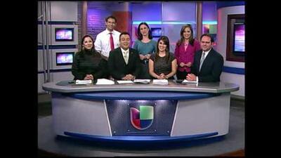 Brenda Jiménez se despide de Noticias Univision 41