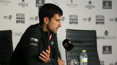 Tormenta entre bastidores del tenis mundial con Djokovic en primer plano