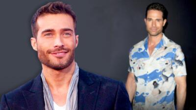 Sebastián Rulli dio consejos a Rodrigo Guirao para interpretar a Héctor en el remake de 'Rubí'
