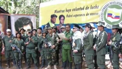 Ejército de Colombia bombardea una facción de la guerrilla de las FARC: al menos nueve disidentes murieron