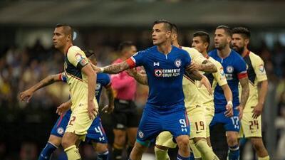 Cómo ver la Final Cruz Azul vs. América en vivo, partido de ida Liga MX 2018