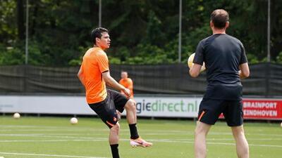 """DT del PSV cuenta con el 'Chucky' para la previa de Champions: """"Puede manejar cualquier cosa"""""""
