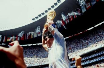 México y Diego Maradona: una relación de amores y odios en el fútbol