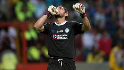 Jesús Corona llega a 600 juegos como profesional