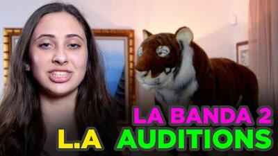 La Banda 2 Los Ángeles Auditions