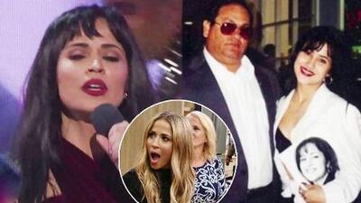 Jackie pudo haber sido JLo: así descubrió su parecido con Selena (y luego audicionó para la película)