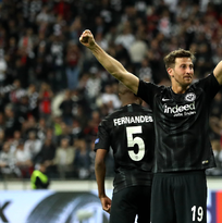 El Eintracht Frankfurt venció al Standar Liege