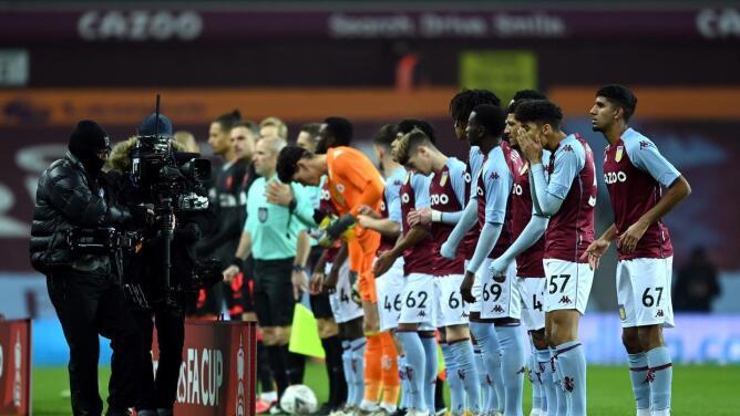 Otro más: Aplazan el Aston Villa-Everton por coronavirus