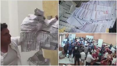 Investigan presunto fraude electoral en la contienda por la gobernación del estado mexicano de Puebla