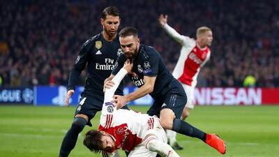 Cómo ver Real Madrid vs. Ajax en vivo, Champions League