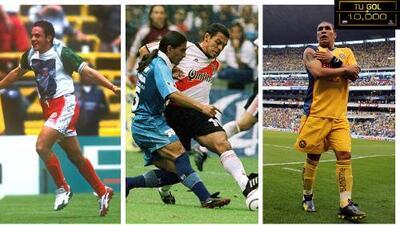 b115464fc26 Los grandes ídolos del fútbol mexicano han hecho goles en el Azteca.  Crédito  Mexsport.