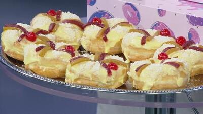 La Rosca de Reyes, un pan de mucha historia y tradición entre la comunidad latina