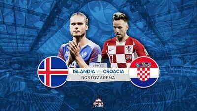 Islandia apelará al coraje vikingo para vencer a Croacia y mantener el sueño mundialista