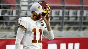 Termina la era del quarterback Alex Smith con Washington