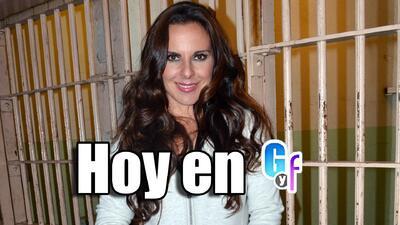 ¿Kate del Castillo teme ser arrestada? Entérate en lo mejor del jueves 3 de marzo