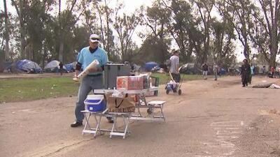 Residentes se oponen a la construcción de un refugio para indigentes en el Distrito 8 de Sacramento
