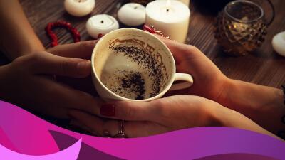 Cómo leer una taza de café