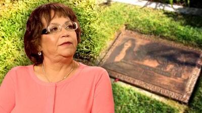 """La mamá de Jenni Rivera confía en el Dios de la """"venganza"""" tras un robo en la tumba de su hija"""