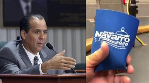 """""""Todo el mundo quiere un cooler de Georgie Navarro"""": Rubén Sánchez"""