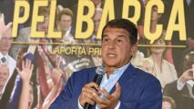 Joan Laporta pide respeto al PSG por querer fichar a Messi