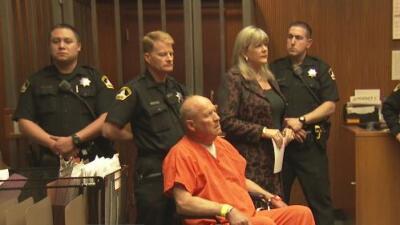 El 'Asesino del Estado Dorado' comparece por primera aparición en corte